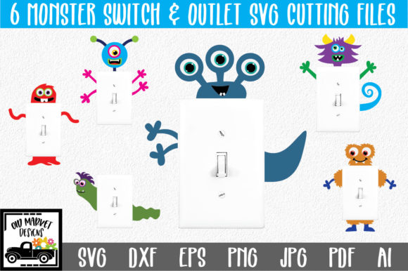 Download Monster Light Switch and Outlet