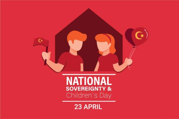 Download Free National Sovereignty Day Poster Vector Graphic By Aryo Hadi for Cricut Explore, Silhouette and other cutting machines.