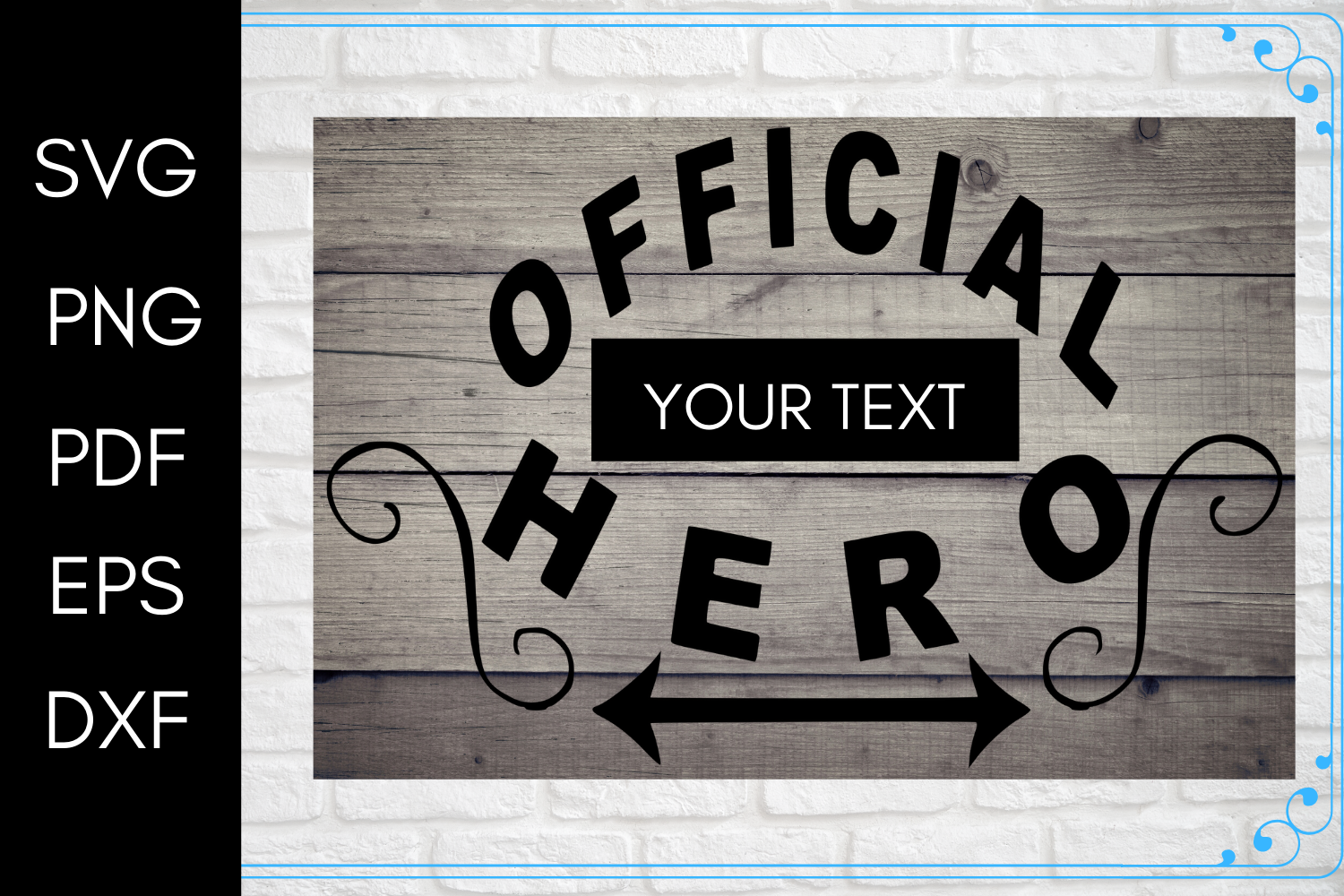 Download Free Official Hero Cut File For Nurse Etc Graphic By Mockup Venue for Cricut Explore, Silhouette and other cutting machines.