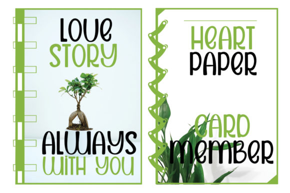 Paper Notebook Font Download
