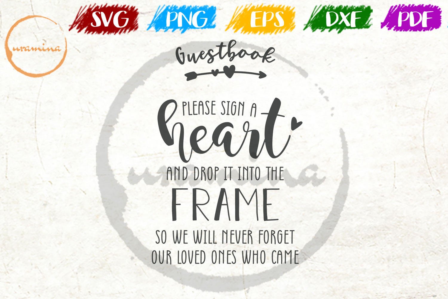 Download Free Please Sign A Heart And Drop It Into Graphic By Uramina SVG Cut Files