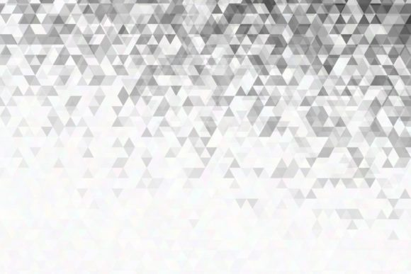 Triangle Background With Opacity Graphic By Davidzydd Creative