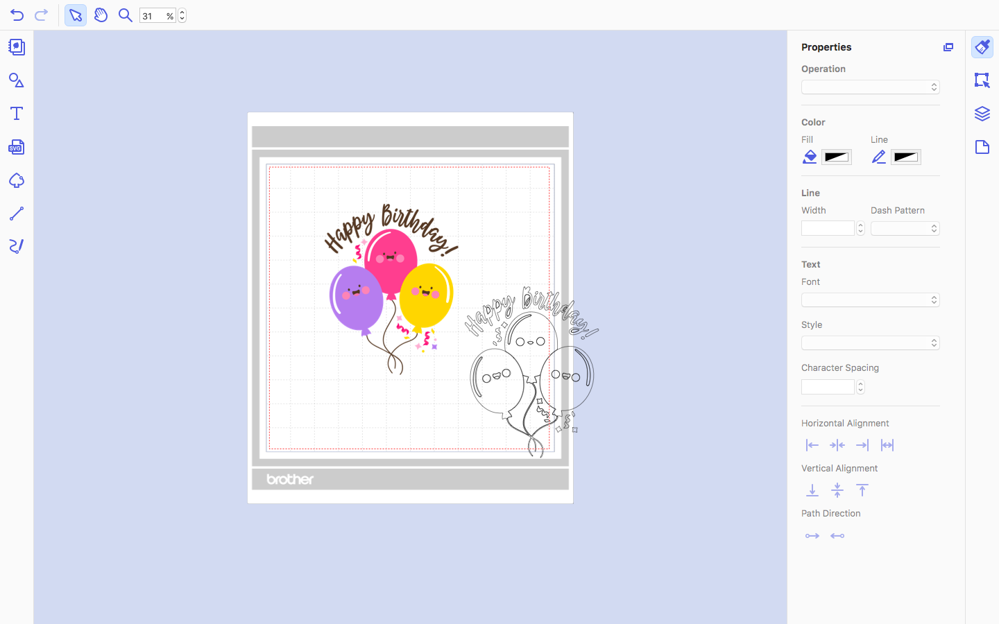 Download Free Getting Started With Brother Scan N Cut Canvas Workspace for Cricut Explore, Silhouette and other cutting machines.