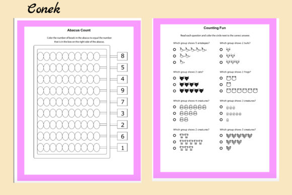Download Free Days Of The Week Activity Worksheets Graphic By Conek Treasures SVG Cut Files