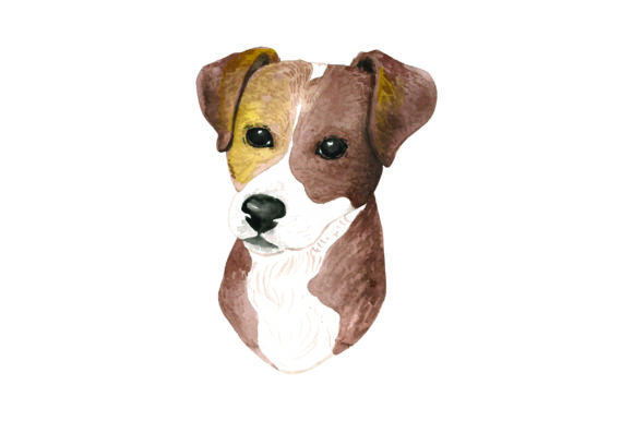 Jack Russell Terrier Dogs Craft Cut File By Creative Fabrica Crafts