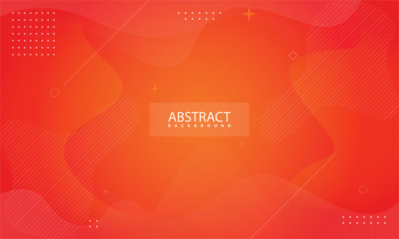 Print on Demand: Abstract Background with Orange Color Graphic Backgrounds By be young