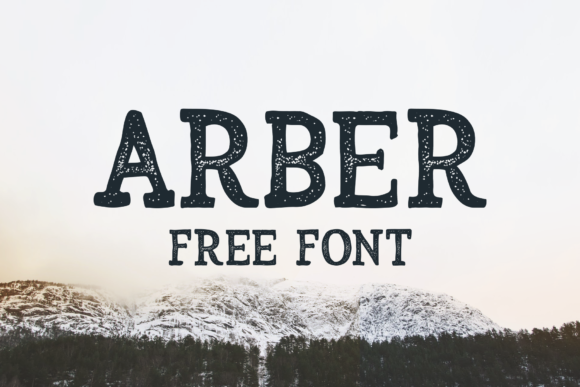 Print on Demand: Arber Sans Serif Font By krisjanis