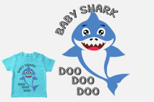 Baby Shark Doo Graphic Crafts By Storm Brain