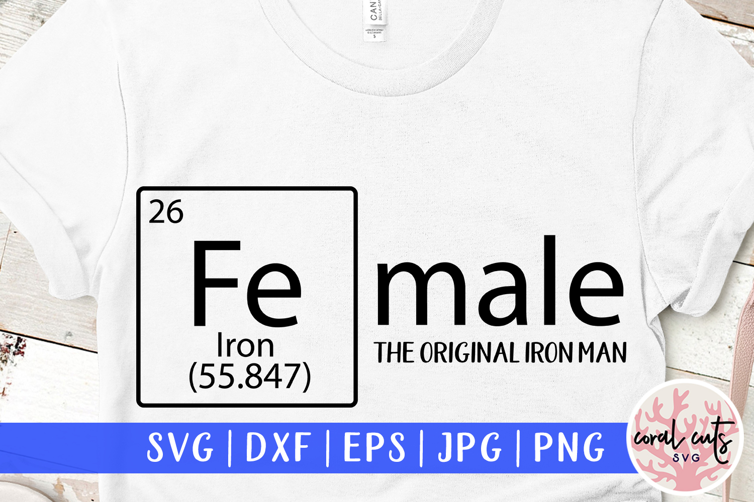 Download Free Female The Real Ironman Graphic By Coralcutssvg Creative Fabrica for Cricut Explore, Silhouette and other cutting machines.