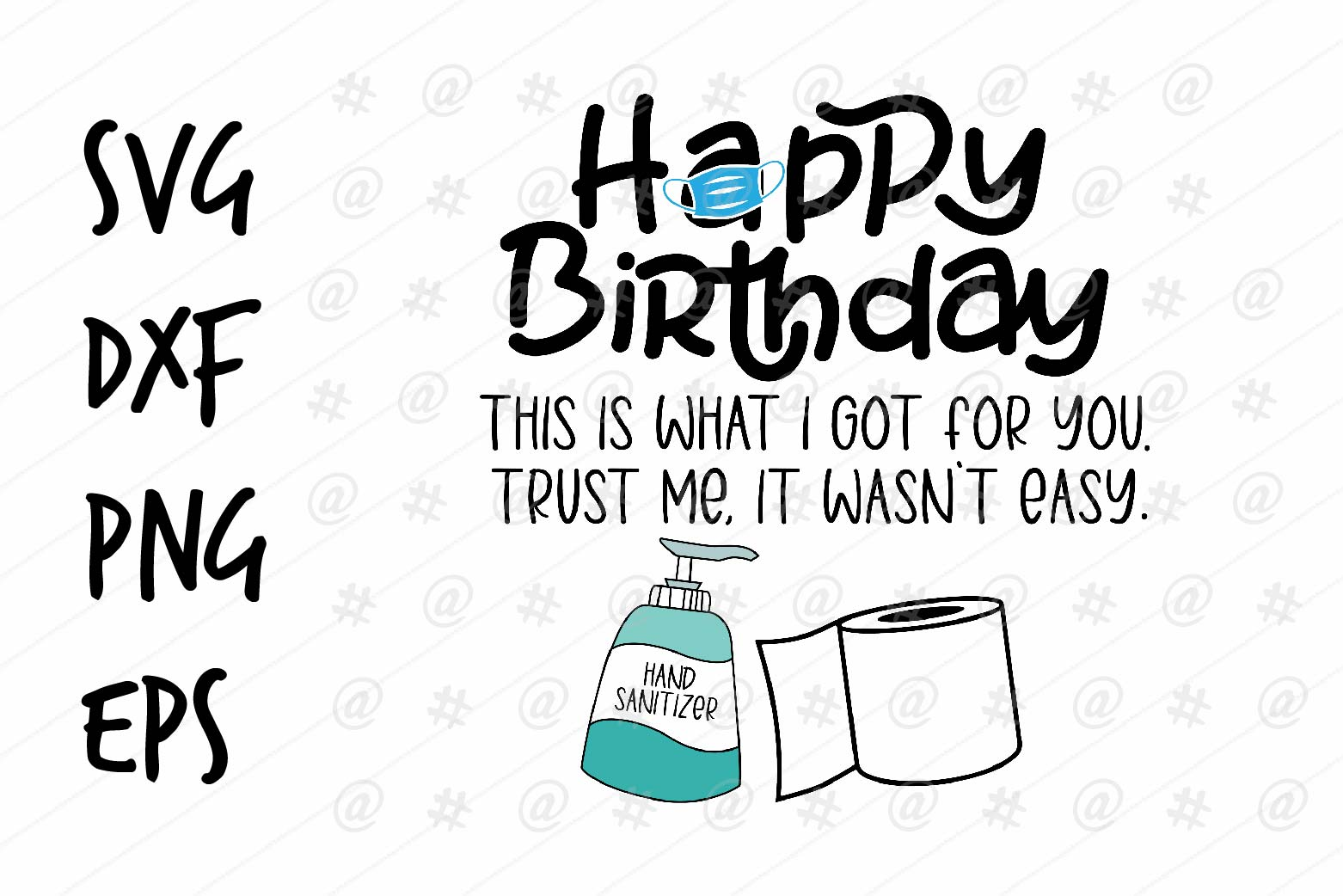 Download Free Happy Birthday Graphic By Spoonyprint Creative Fabrica for Cricut Explore, Silhouette and other cutting machines.