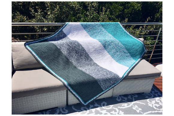 Herringbone Blanket Graphic Download