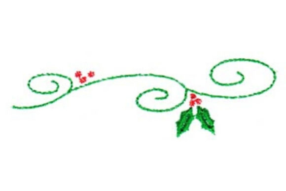 Placemats Plus Outline Flowers Embroidery Design By Sue O'Very Designs