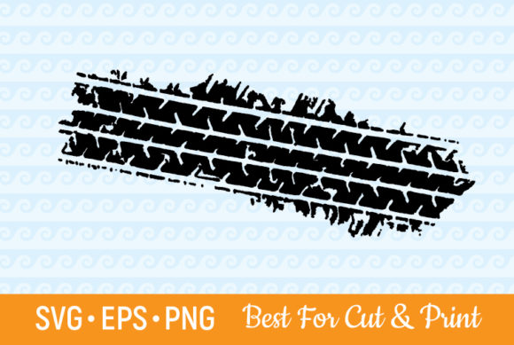 Download Free Tire Track Car Tyre Wheel Print Road Grafico Por Olimpdesign for Cricut Explore, Silhouette and other cutting machines.