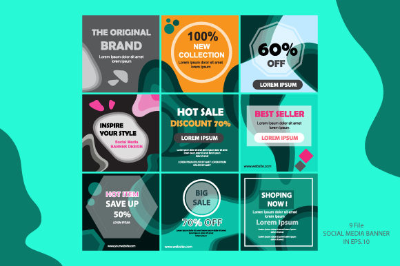 Download Free Kit Booster Quotes Instagram Stories Graphic By Koes Design SVG Cut Files