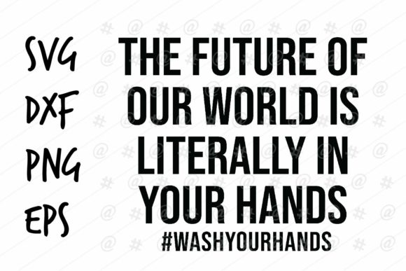 Download Free Wash Your Hands Design Graphic By Spoonyprint Creative Fabrica for Cricut Explore, Silhouette and other cutting machines.