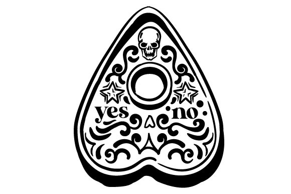 Download Free Planchette Svg Cut File By Creative Fabrica Crafts Creative Fabrica for Cricut Explore, Silhouette and other cutting machines.
