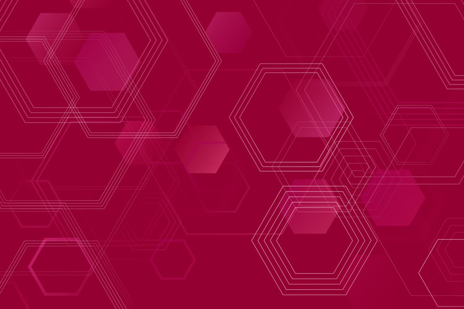 Download Free Abstract Web Background With Hexagons Graphic By Davidzydd for Cricut Explore, Silhouette and other cutting machines.