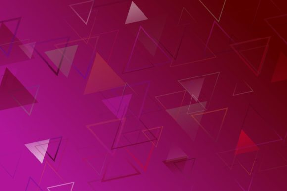 Abstract Web Background with Triangles Graphic Backgrounds By davidzydd
