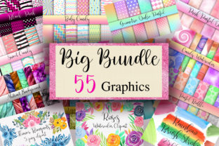 Big Bundle Graphics  By PinkPearly