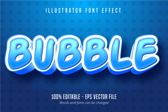 Super Text 3d Editable Font Effect Graphic By Mustafa Beksen