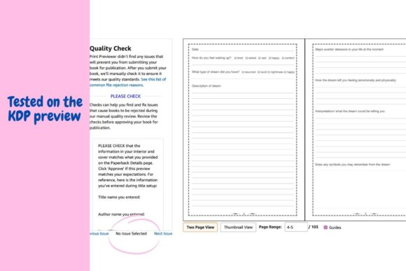 Download Free Dreams Journal Graphic By Income Plum Creative Fabrica for Cricut Explore, Silhouette and other cutting machines.
