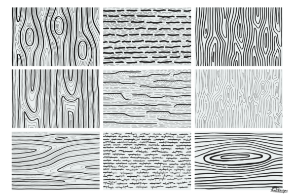 Download Free Hand Illustrated Wood Texture Vector Graphic By Yandidesigns for Cricut Explore, Silhouette and other cutting machines.