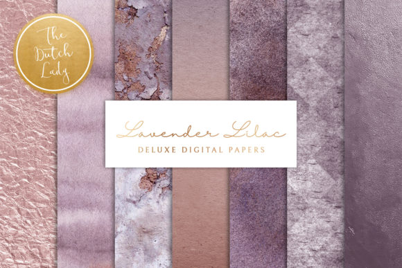 Download Free Lavender Lilac Texture Backgrounds Graphic By Daphnepopuliers for Cricut Explore, Silhouette and other cutting machines.