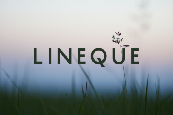 Download Free Lineque Font By Huntype Creative Fabrica for Cricut Explore, Silhouette and other cutting machines.