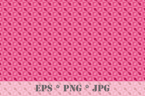Download Free Love Valentine S Day Pattern Pink Shades Graphic By Graphics for Cricut Explore, Silhouette and other cutting machines.