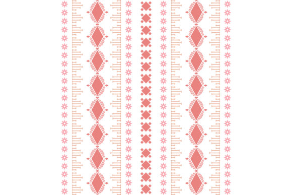 Modern Stitches Embroidery Pattern Graphic Backgrounds By stockfloral