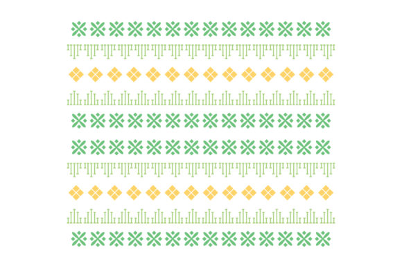 Download Free Modern Wall Paper Embroidery Pattern Graphic By Stockfloral for Cricut Explore, Silhouette and other cutting machines.