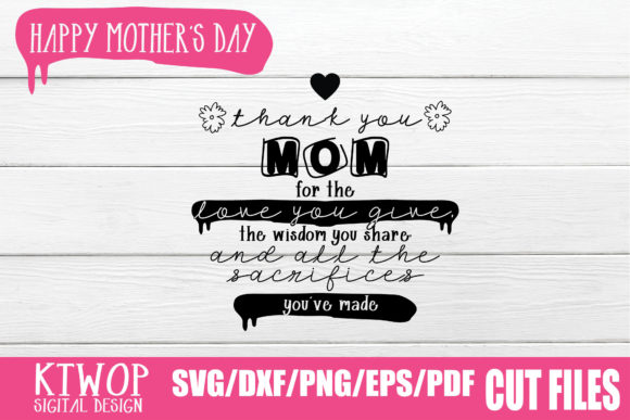 Download Free Mothers Day Craft Design Bundle Bundle Creative Fabrica for Cricut Explore, Silhouette and other cutting machines.