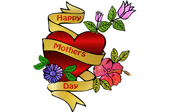 Download Free Mothers Day Mages Graphic By Arts4busykids Creative Fabrica for Cricut Explore, Silhouette and other cutting machines.
