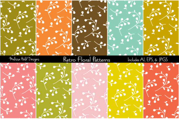 Download Free Seamless Metallic Geometric Patterns Graphic By Melissa Held for Cricut Explore, Silhouette and other cutting machines.
