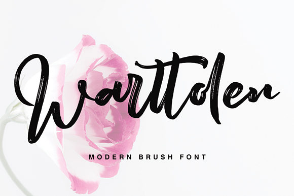Print on Demand: Warttolen Script & Handwritten Font By missinklab