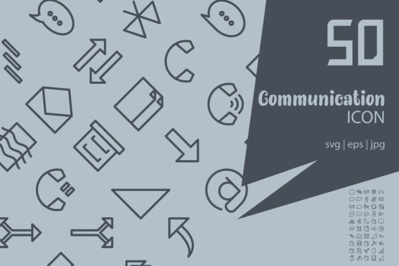 Download Free Communication Graphic By Astuti Julia93 Gmail Com Creative Fabrica for Cricut Explore, Silhouette and other cutting machines.