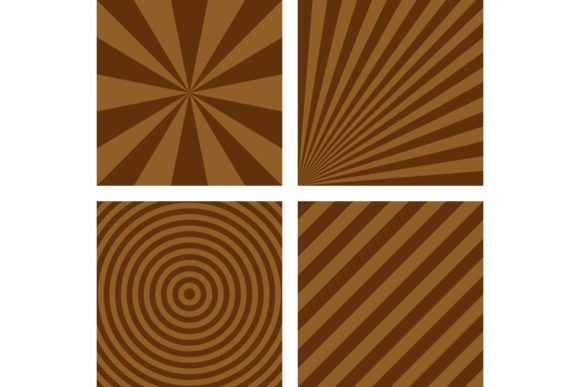 4 Simple Abstract Backgrounds Graphic Backgrounds By davidzydd