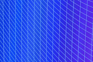 Download Free Blue Curved Grid Background Graphic By Davidzydd Creative Fabrica for Cricut Explore, Silhouette and other cutting machines.
