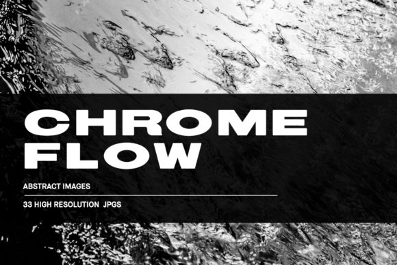 Download Free Chrome Flow Liquid Metal Textures Graphic By Huebert World for Cricut Explore, Silhouette and other cutting machines.