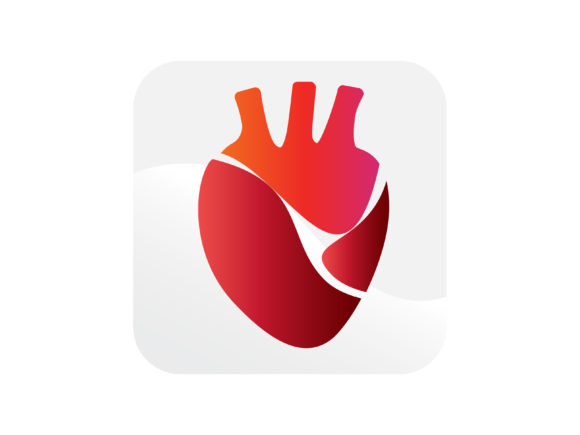 Download Free Heart Icon Graphic By Samagata Creative Fabrica for Cricut Explore, Silhouette and other cutting machines.