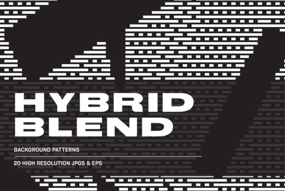 Download Free Hybrid Blend Graphic By Huebert World Creative Fabrica for Cricut Explore, Silhouette and other cutting machines.