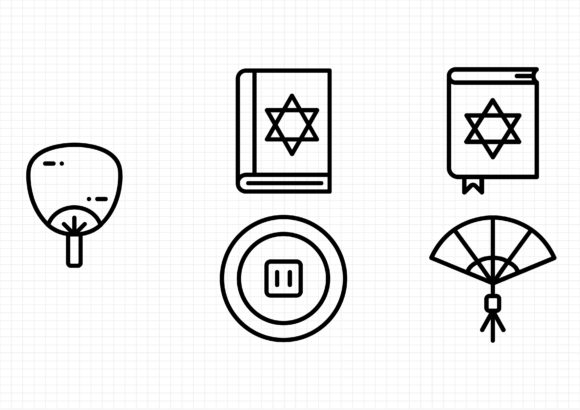 Download Free Religion Graphic By Beryladamayu Creative Fabrica for Cricut Explore, Silhouette and other cutting machines.