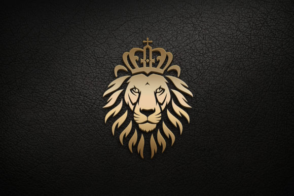 Download Free The Lion Graphic By Herulogo Creative Fabrica for Cricut Explore, Silhouette and other cutting machines.