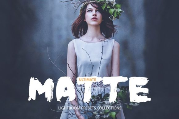 Download Free Ultimate Matte Lightroom Presets Graphic By Pixelhivepro for Cricut Explore, Silhouette and other cutting machines.