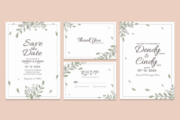 Download Free Social Media Post Template Vol 16 Graphic By Dendysign for Cricut Explore, Silhouette and other cutting machines.