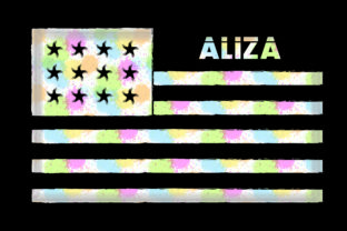Aliza Graphic Crafts By HASSHOO
