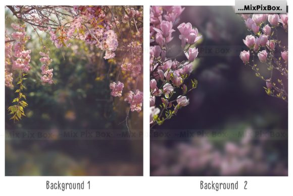 Download Free Floral Portrait Backgrounds Graphic By Mixpixbox Creative Fabrica SVG Cut Files