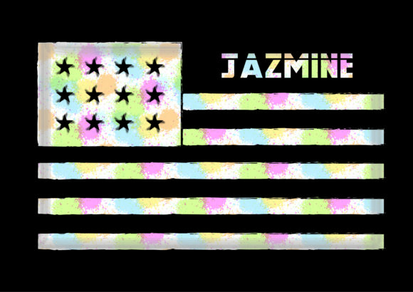 Download Free Jazmine Graphic By Shirtgraphic Creative Fabrica for Cricut Explore, Silhouette and other cutting machines.