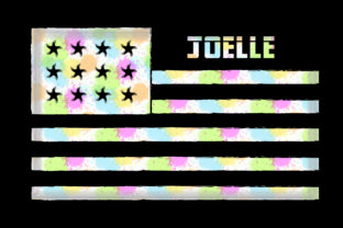 Joelle Graphic Crafts By HASSHOO