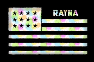 Rayna Graphic Crafts By HASSHOO
